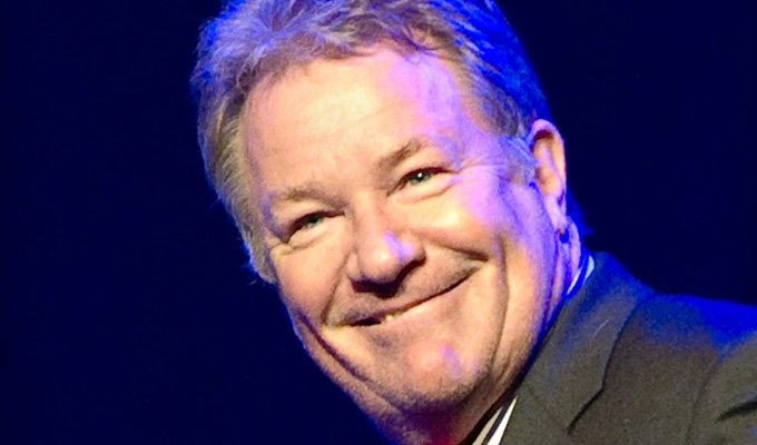 Jim Davidson: No Further Action [2014 Tour]