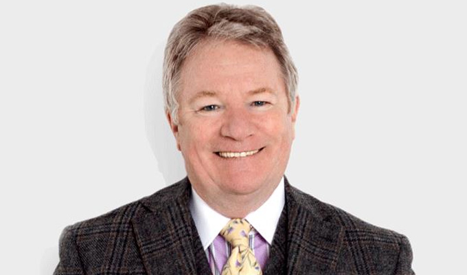Jim Davidson backs sext shame MP | 'A bloody good bloke' gone