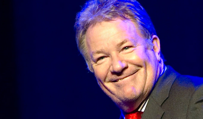 Jim Davidson - No Further Action