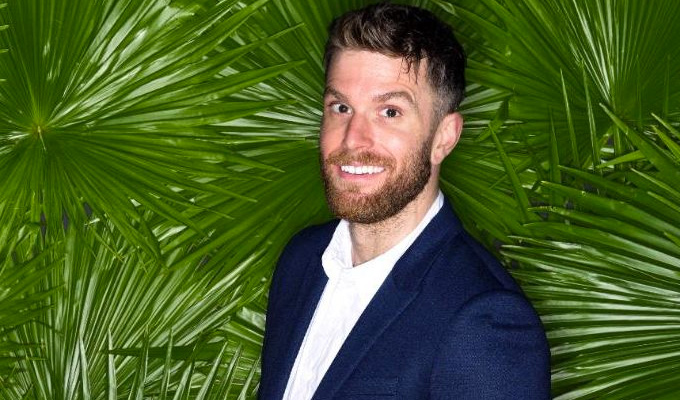 Joel Dommett gets Ant & Dec tattoos | ...and it comes as a surprise to his mum!