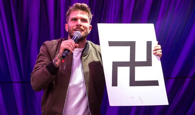 Joel Dommett joins Latitude | With Nina Conti, Rachel Parris and others