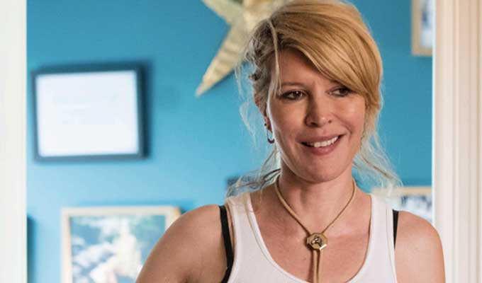 'Would a man be asked this?' | Julia Davis says there's sexism in the way her comedy is received