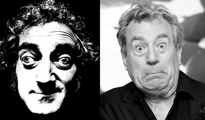 Terry Jones to direct Marty Feldman play | How the Young Frankenstein star coped with Hollywood