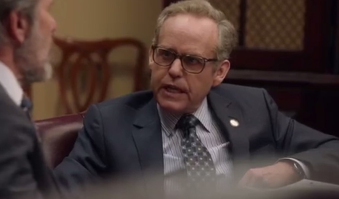 Veep actor loses his Emmy nomination | Peter MacNicol's appearances broke the rules