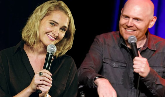 'He's stoking misogynistic trolls' | Bill Burr and Jena Friedman clash after she calls out 'creepy' headliners