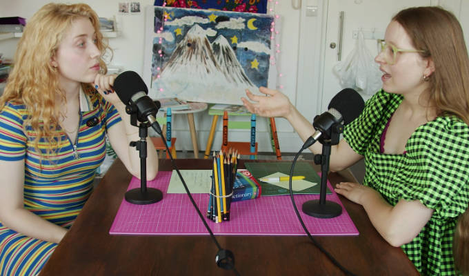 Jessie Cave: My tennis coach raped me at 14 | 'But I'm not defined by it,' comic tells her sister in frank podcast