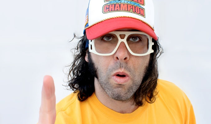 TV makes mediocre comics look good, and good comics look mediocre | Judah Friedlander talks to Jay Richardson