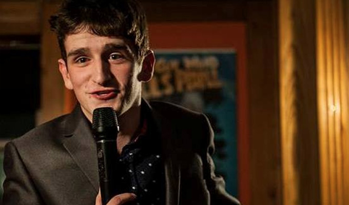 The king of new York...shire comedians | Jack Gleadow takes title
