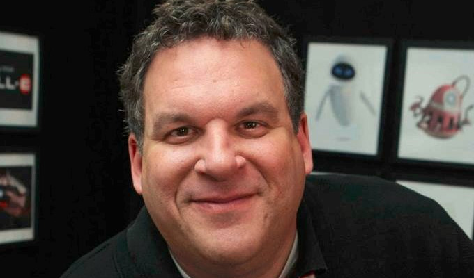 Jeff Garlin announces London dates | Curb star plays Soho Theatre this December