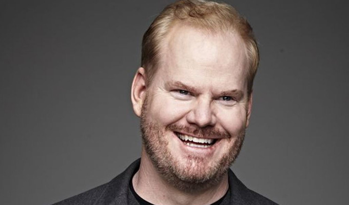 Jim Gaffigan – Original Review | Review by Steve Bennett