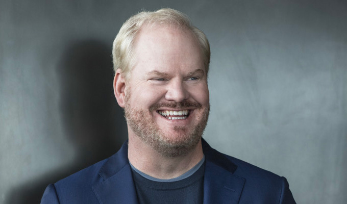 Jim Gaffigan is a little bit less of a man... | Comic has emergency appendix op