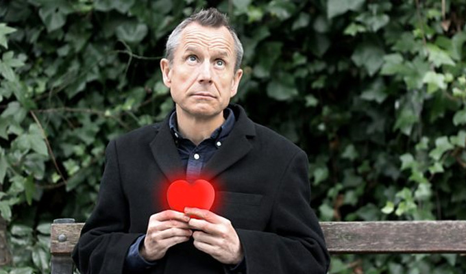 Remembering Jeremy Hardy | His comedy friends stage a memorial gig