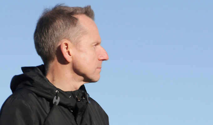 Jeremy Hardy – Original Review | Review by Steve Bennett