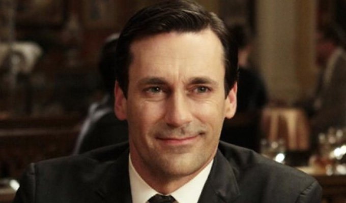Jon Hamm joins Good Omens | More casting news for Gaiman/Pratchett comedy