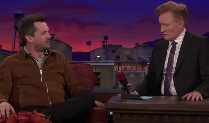 'My testicle swelled to the size of a grapefruit' | Jim Jefferies shares his medical problems