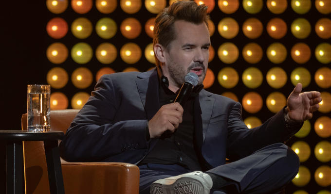 Jim Jefferies: Intolerant | Netflix comedy special reviewed by Steve Bennett