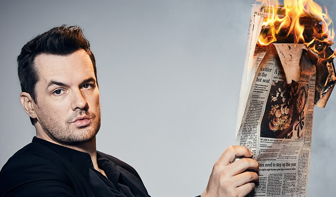 Jim Jefferies announces UK dates | Short tour for early 2018
