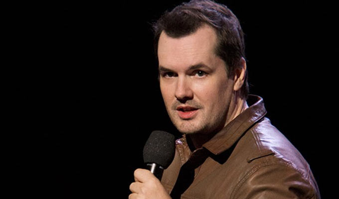 Jim Jefferies etc: BST festival