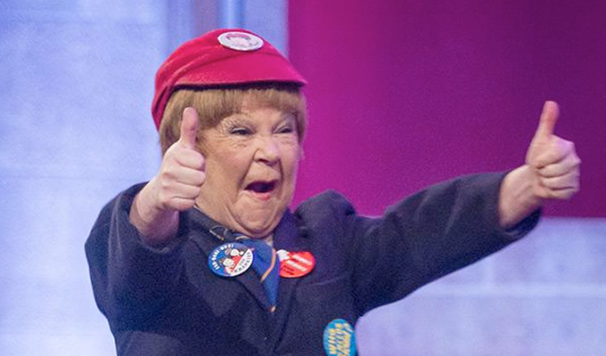 What is Wee Jimmy Krankie's real name? | Try our fan-dabi-dozi Tuesday Trivia Quiz