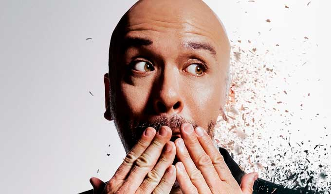 Jo Koy: Break The Mold | Gig review by Steve Bennett at Leicester Square Theatre, London