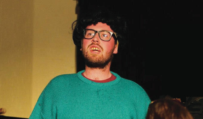 John Kearns: Sight Gags For Perverts | Steve Bennett's review of the Foster's best newcomer