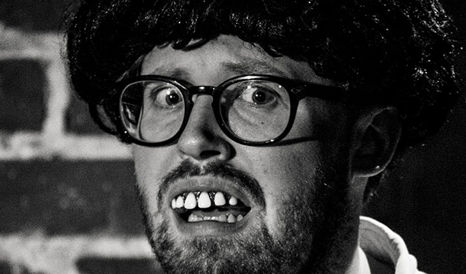 'I can't believe someone is paying me to act like a tit' | John Kearns on the excitement and anxieties of a career in comedy