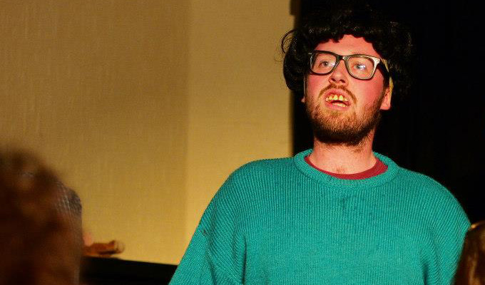 John Kearns: Sight Gags For Perverts