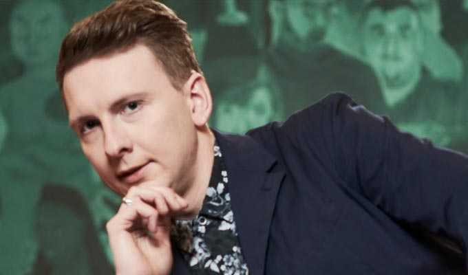 Joe Lycett turns political interviewer? | Comic in conversation with his MP pal at Edinburgh TV festival