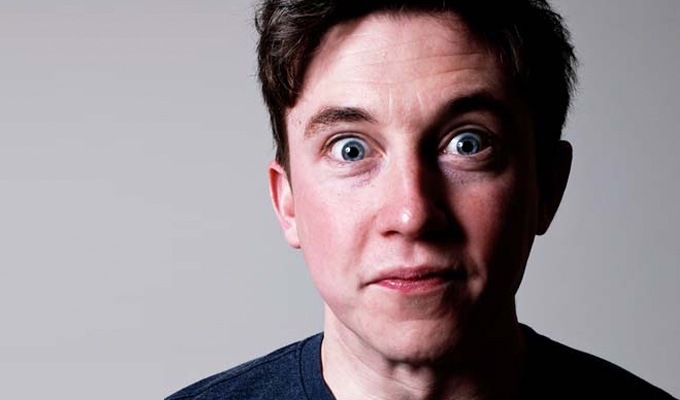 There's more to life than comedy | Jake Lambert wonders if comics always realise this