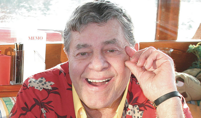 Jerry Lewis just did *the* most awkward interview... | Watch the agony as grumpy comic clams up