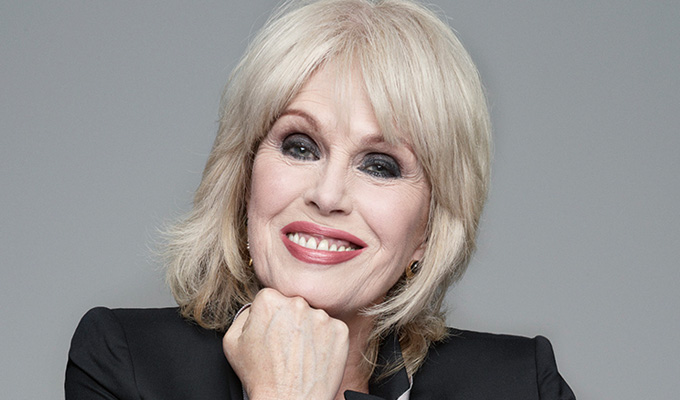 Joanna Lumley announces her first UK tour | 'Oh people! I think it will be fabulous'