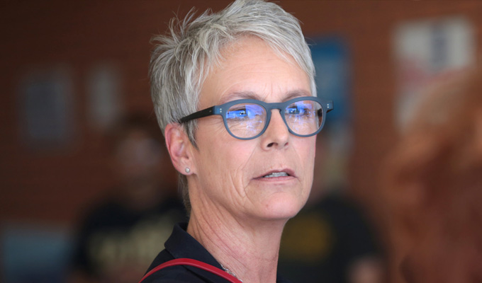 Jamie Lee Curtis to star in funeral parlour comedy | Now in development for CBS