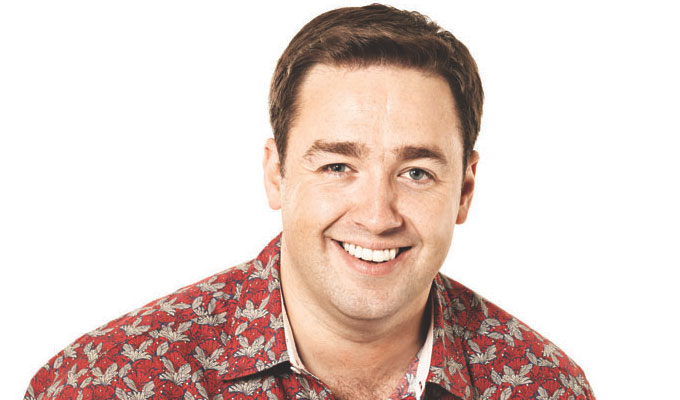 Jason Manford at Latitude