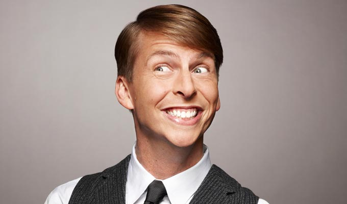 30 Rock star Jack McBrayer's heads for the West End | Starring in the musical Waitress