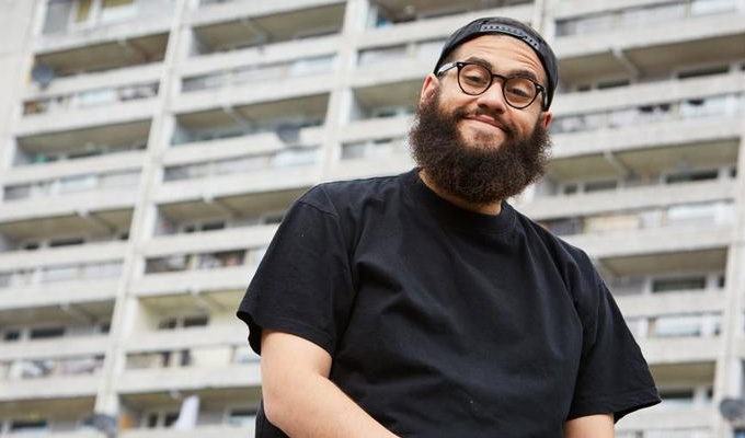 Channel 4 signs Jamali Maddix | New series about the 'wild west' of the digital era