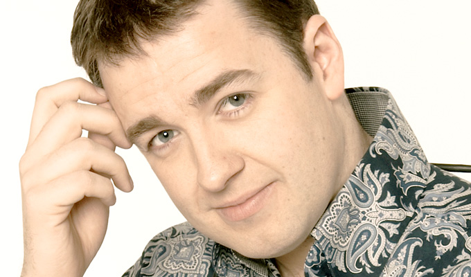 Can Jason Manford save the comedy circuit? | He's setting up a new chain of clubs – and here's why