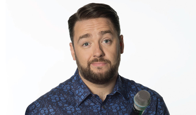 Jason Manford named the hardest-working comedian of 2018 | Tom Allen No 2