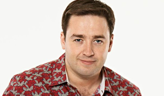 Jason Manford to host Bigheads game show for ITV | Like a satirical It's A Knockout