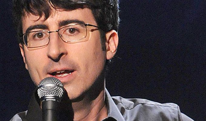 John Oliver to front a new HBO series | Daily Show stint ends as he switches networks