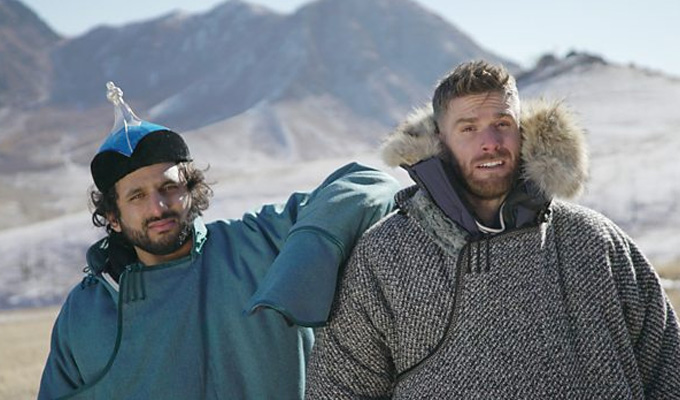 Joel & Nish Vs The World, round two | Second series for their challenging travelogue