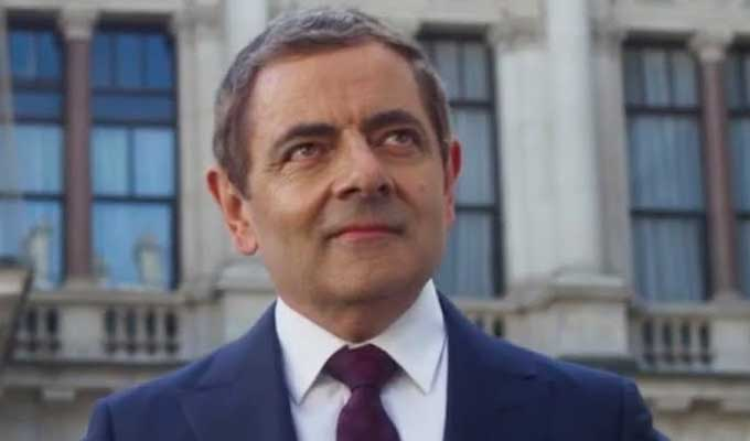 Rowan Atkinson: 'Only very, very occasionally do I find what I do funny' | ...and the critics are agreeing today!