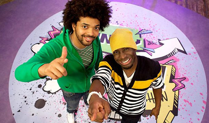 Kudos to the kids | CBBC shows dominate NW comedy awards