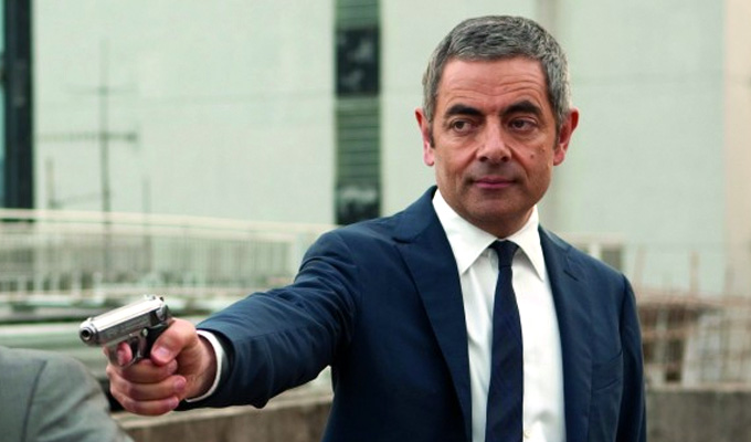 Rowan Atkinson to make Johnny English 3 | Spy sequel in pre-production