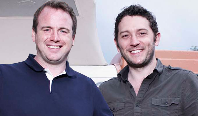 'I genuinely worried about Jon. It was really tragic' | Why Jon Richardson hit the road with Matt Forde