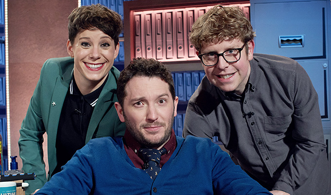 Jon Richardson: Ultimate Worrier | TV preview by Steve Bennett