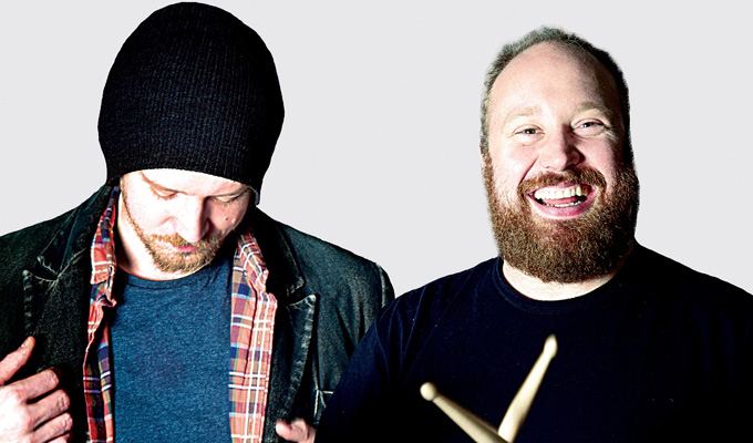 Jonny & The Baptists: Eat The Poor | Gig review by Steve Bennett at the Orange Tree Theatre, Richmond