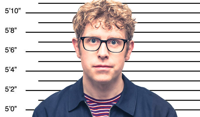 Veggie Kray! | Josh Widdicombe's criminal activities revealed