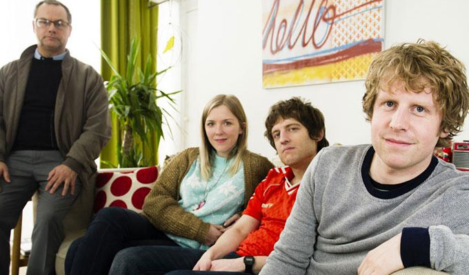 Full series for Josh Widdecombe's sitcom | BBC Three announces raft of new comedies