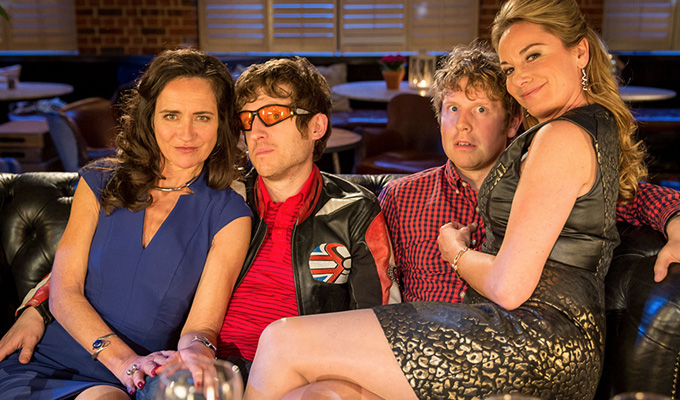 Josh gets a third series | BBC Three renews Widdicombe's comedy