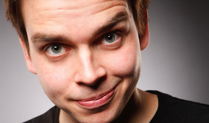 Does Middle England want alternative comedy? | Joz Norris's family are about to let him know